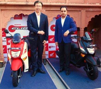 Honda ra mắt xe tay ga 110cc giá 15 triệu đồng
