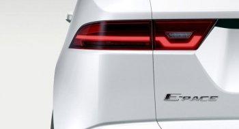 Jaguar vén màn mẫu SUV cỡ nhỏ E-Pace mới