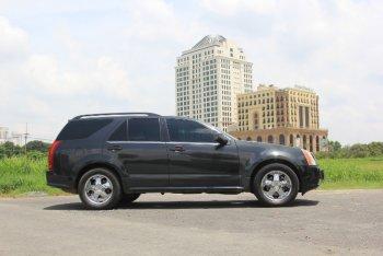 Khám phá crossover xe nhập Mỹ Cadillac SRX