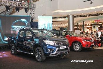 Nissan Navara và Nissan X-Trail đặc biệt ra mắt thị trường Việt