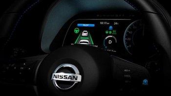 Nissan nhá hàng công nghệ tự lái trên Leaf 2018