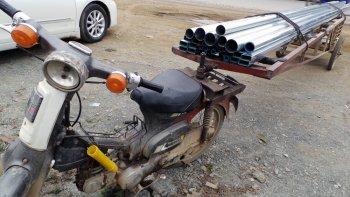 Xe máy hết date sẽ không còn được chạy trên phố