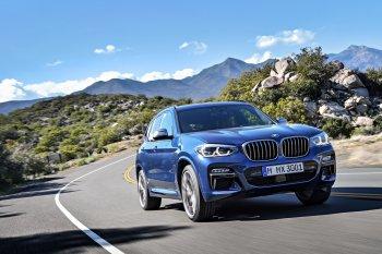 BMW X3 hoàn toàn mới chính thức trình làng