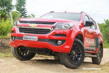 Chi tiết mẫu SUV Chevrolet Trailblazer 2017 sắp được ra mắt tại Việt Nam