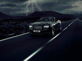 """""""Đã mắt"""" ngắm Rolls-Royce Dawn Black Badge 593 mã lực"""