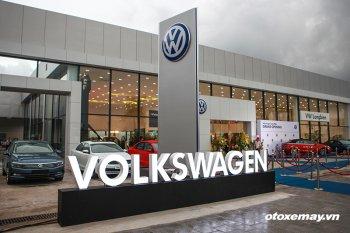 Volkswagen khai trương đại lý 4S đầu tiên tại Hà Nội