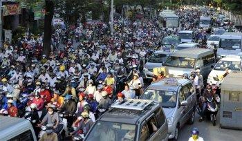 Năm 2030, Hà Nội chính thức cấm xe máy trong nội thành