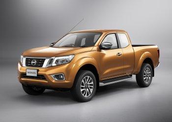Xe bán tải Nissan Navara tăng giá 20 triệu đồng