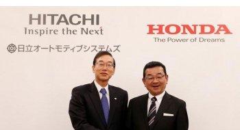 Honda bắt tay Hitachi thành lập liên doanh xe điện