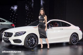 """Bỏng mắt"" với Mercedes-AMG C 43 4MATIC Coupé"