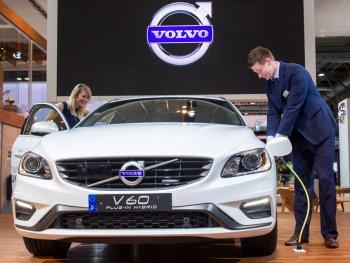 Volvo bán toàn xe chạy điện từ năm 2019