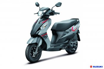 Suzuki bán xe ga Let's giá 16,4 triệu đồng ở Ấn Độ
