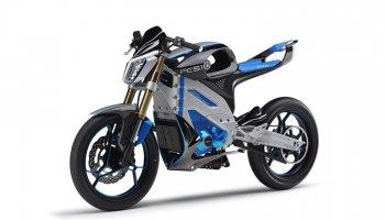 Mô tô điện Yamaha rục rịch chuẩn bị ra mắt