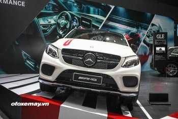 Mercedes-AMG GLE 43 4MATIC Coupé trình làng với giá 4,469 tỷ đồng