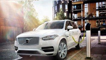 Volvo sẽ dừng sản xuất xe động cơ xăng dầu từ 2019