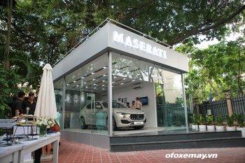 Ngôi nhà Maserati: Không gian Maserati – Không gian Ý tại Hà Nội