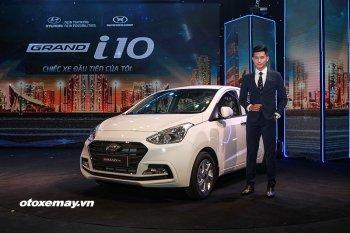 Chi tiết Hyundai Grand i10 2017 vừa ra mắt thị trường Việt