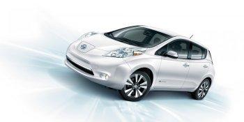 """Nissan bán xe điện """"giá rẻ"""" tại Trung Quốc"""