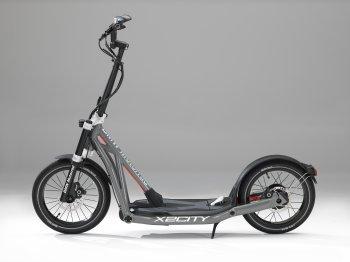 BMW Motorrad X2City: Giải pháp cho giao thông đô thị