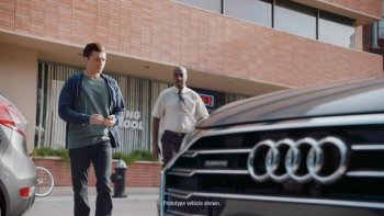 Xem trực tiếp buổi ra mắt Audi A8 2018 tại Barcelona