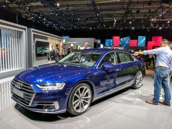 """Audi A8 2018: """"Lột xác"""" thiết kế, tăng khả năng tự lái cấp độ 3"""