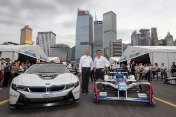 BMW phát triển hệ truyền động hoàn toàn mới cho Formula E
