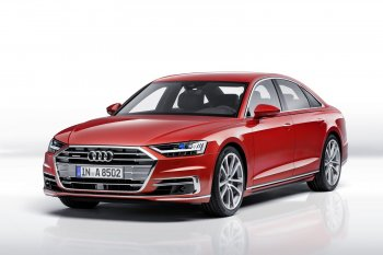 Audi A8 2018 thông minh như thế nào