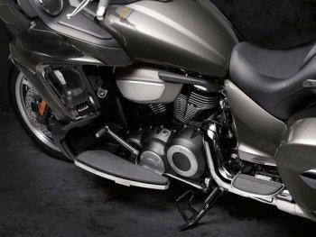 Yamaha chọn Indonesia sản xuất động cơ xe phân khối lớn