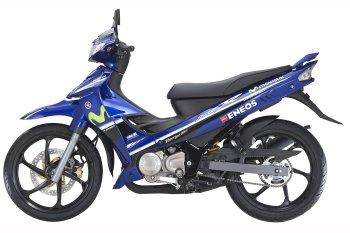 Yamaha ra mắt 125ZR phiên bản tem đấu số lượng giới hạn