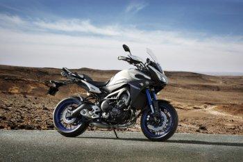 Yamaha MT-09 Tracer 2017 lên kệ giá 276 triệu
