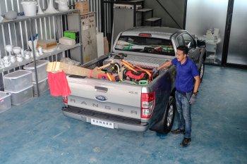 8 mẹo chở hàng an toàn với xe bán tải