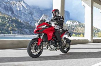 Ducati Multistrada 2018 sẽ được trang bị động cơ V-twin 1.262cc?