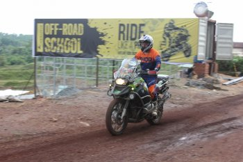 Trường dạy lái môtô Adventure đầu tiên tại Việt Nam