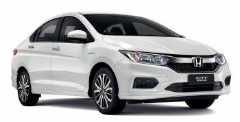 Honda City Hybrid chính thức ra mắt Đông Nam Á
