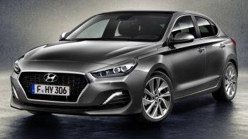 Hyundai i30 sắp có thêm phiên bản fastback