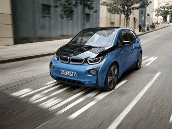 BMW i3 có thể tăng đến 60% phạm vi hoạt động