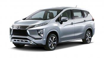 Xe đa dụng Mitsubishi Expander sẵn sàng ra mắt Đông Nam Á