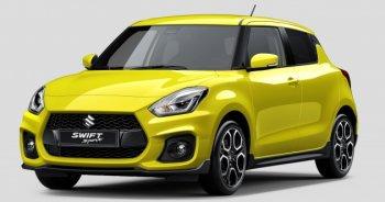 """Suzuki Swift Sport hoàn toàn mới """"lộ hàng"""""""