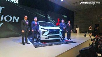 Chi tiết xe đa dụng hoàn toàn mới của Mitsubishi vừa ra mắt