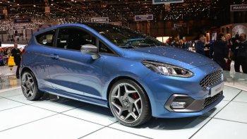 Ford Fiesta có thể ngừng bán ở Mỹ vì ế