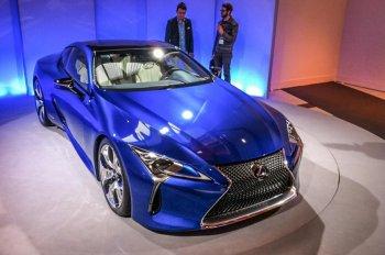 Lexus LC500h hoặc LS500h sẽ ra mắt tại Việt Nam trong tháng 8 tới đây ?