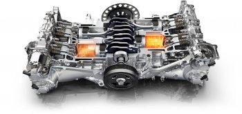 Tìm hiểu hoạt động của động cơ Boxer trên Subaru