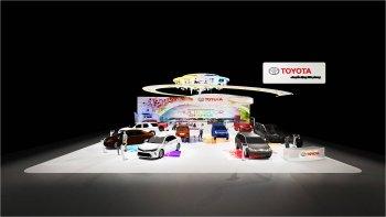 VMS 2017: Toyota Việt Nam giới thiệu bao nhiêu xe tại triển lãm Ô tô 2017