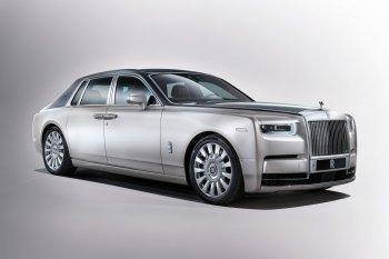Rolls-Royce Phantom siêu sang hoàn toàn mới chính thức ra mắt