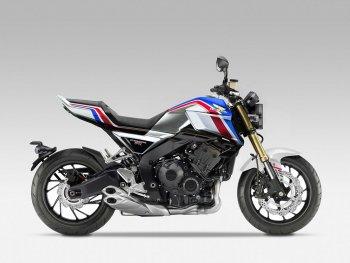 Honda CB1000R thế hệ mới sắp được ra mắt