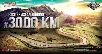 Hành trình Yamaha Exciter 3000km vang danh Biker Việt
