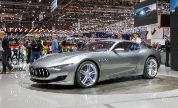 """Maserati """"điện hóa"""" toàn bộ xe từ năm 2019"""
