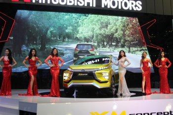 VMS 2017: Mitsubishi XM đập tan u ám thị trường xe MPV nhỏ Việt