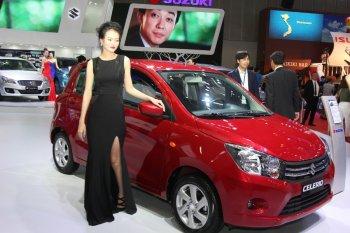 VMS 2017: Suzuki Celerio xe bình dân với ưu thế cạnh tranh