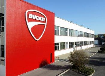 Volkswagen hủy bỏ vụ mua bán Ducati